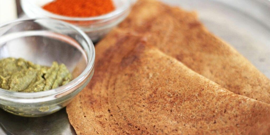 Navratri special dish Kuttu ka chilla