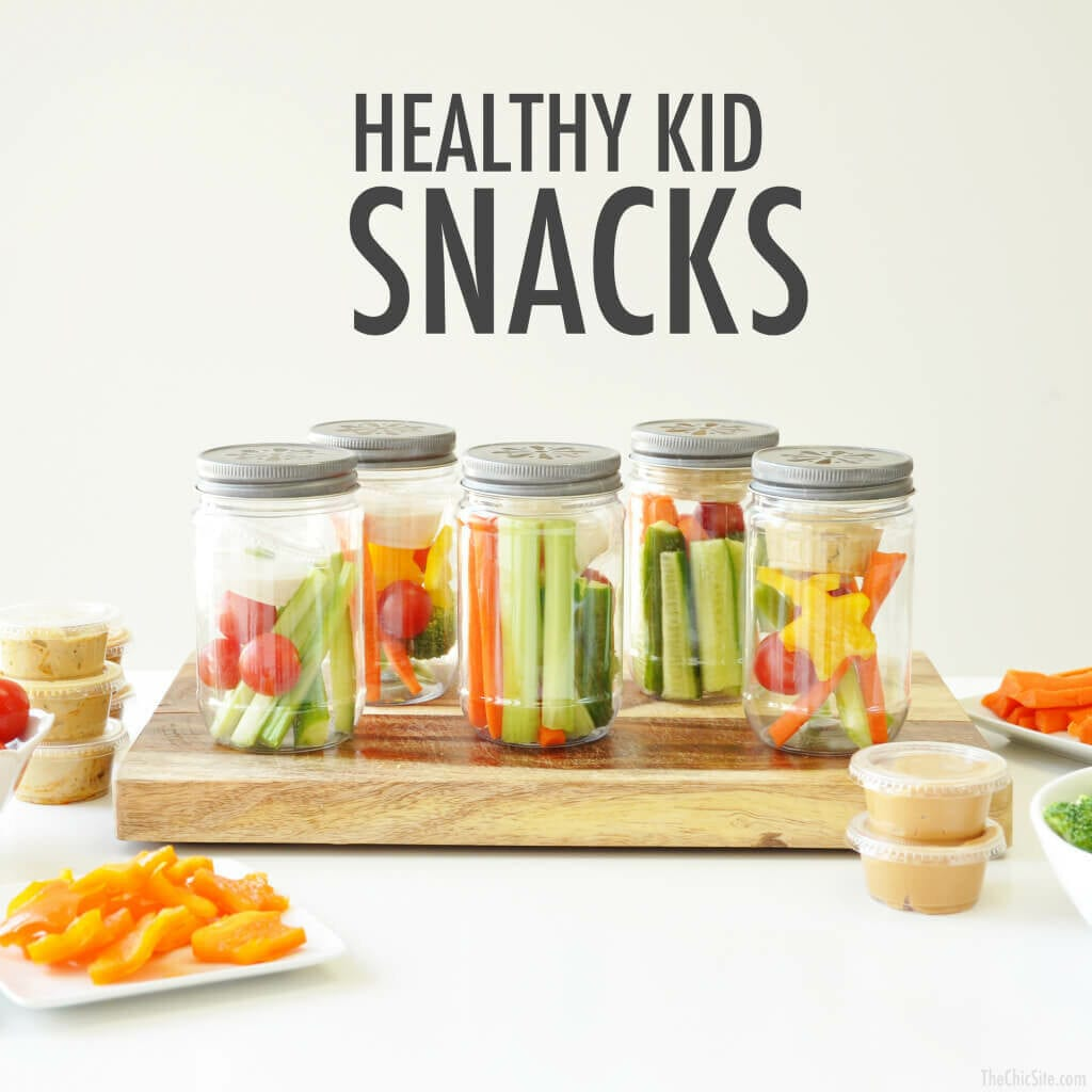Nutritious snacks for children