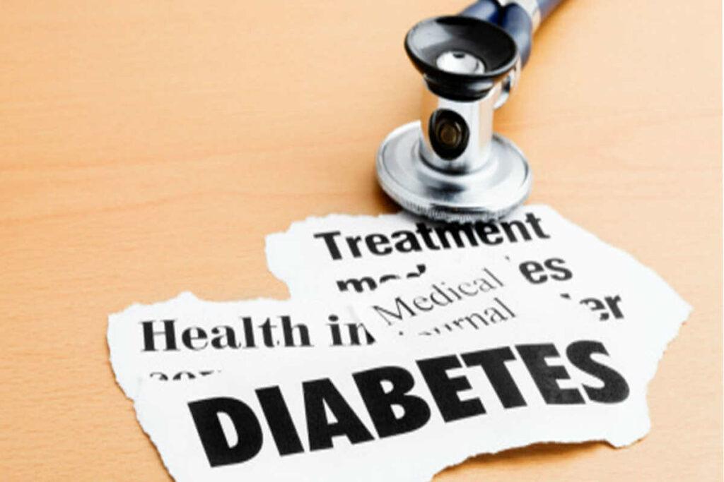 Type 2 diabetes checklist, symptoms