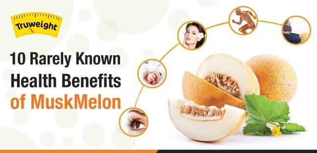 Health benefits of muskmelon
