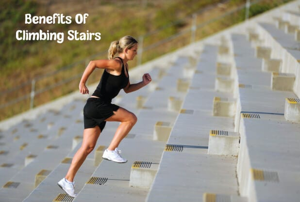Benefits Of Climbing Stairs