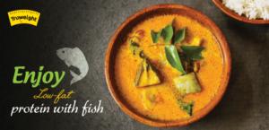 Fish- A healthy option