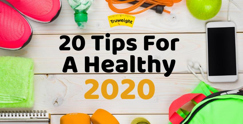 20 health tips