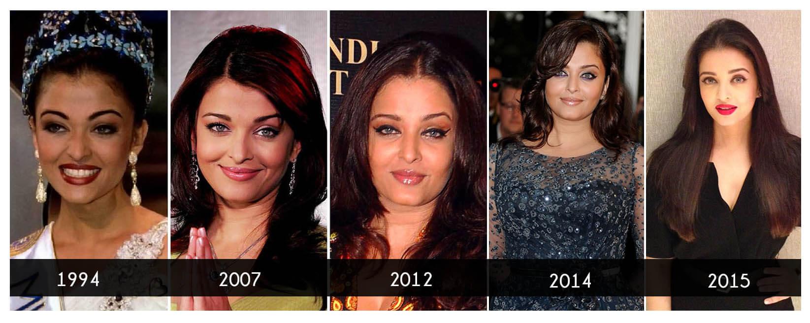 Aishwarya Rai Bachchan Bollywood Journey