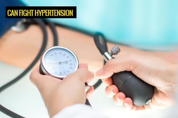 Garlic improves Hypertension