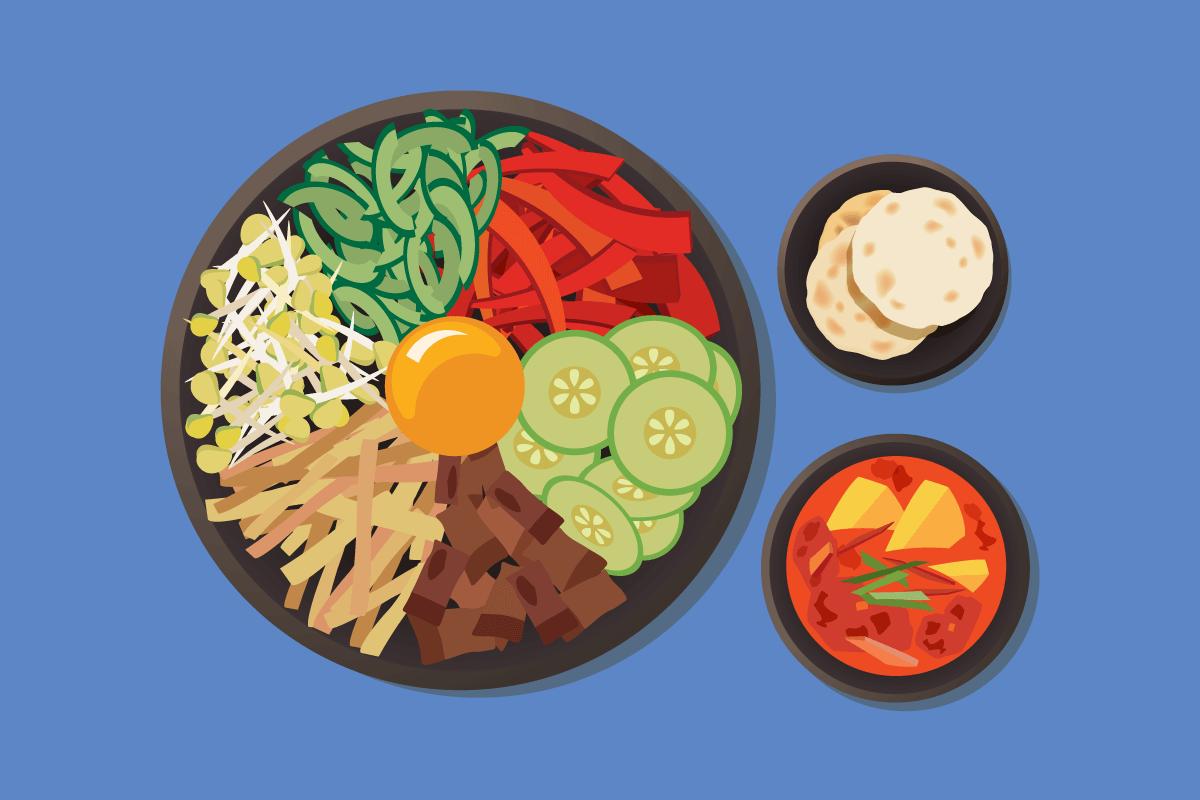 healthy food regime