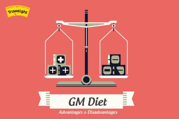 GM Diet advantages & disadvantages
