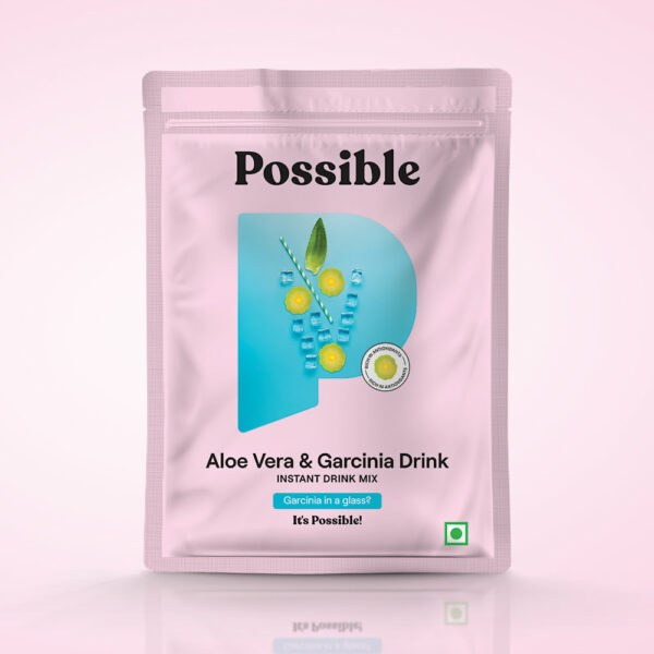 weight loss drink by possible (Aleo vera Garcinia)