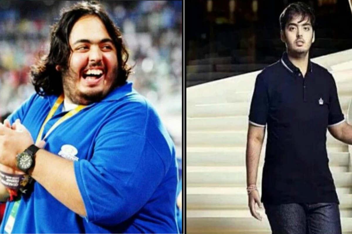 Ambani son weight loss, how anant ambani lost 108 kilos in 18 months