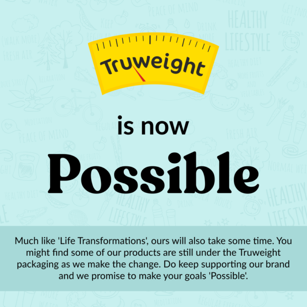 Truweight is now possible