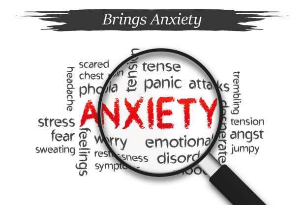 Anxiety is a common side-effect of fat burners