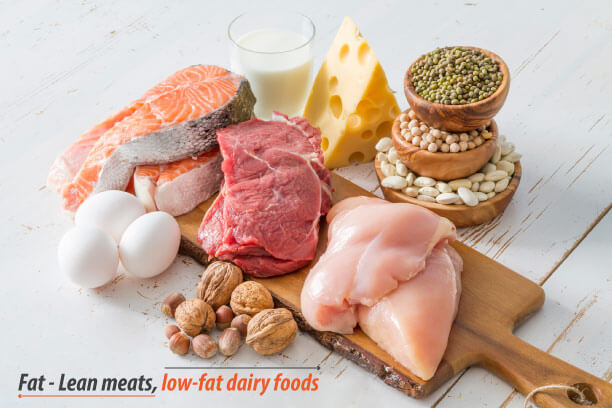 Good Fats are necessary for a Diabetic Diet
