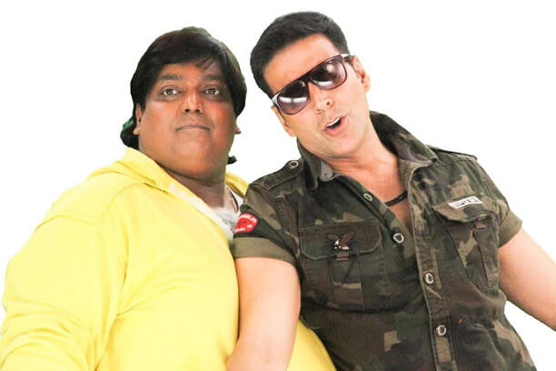 image courtesy: Ganesh Acharya and Akshay Kumar