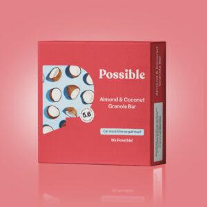 possible granola bar almond