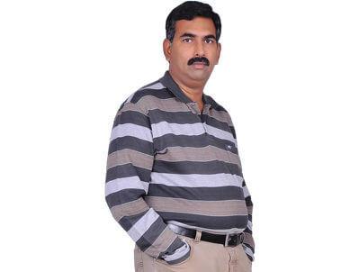 Kiran Kumar (lost 32 kgs)