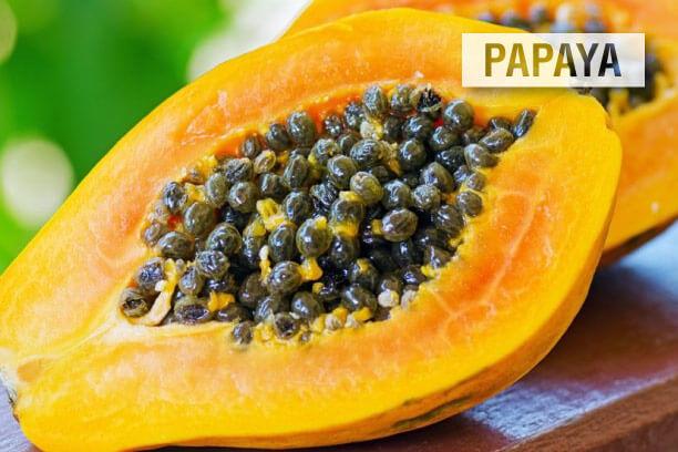 Papaya can help in diabetes too