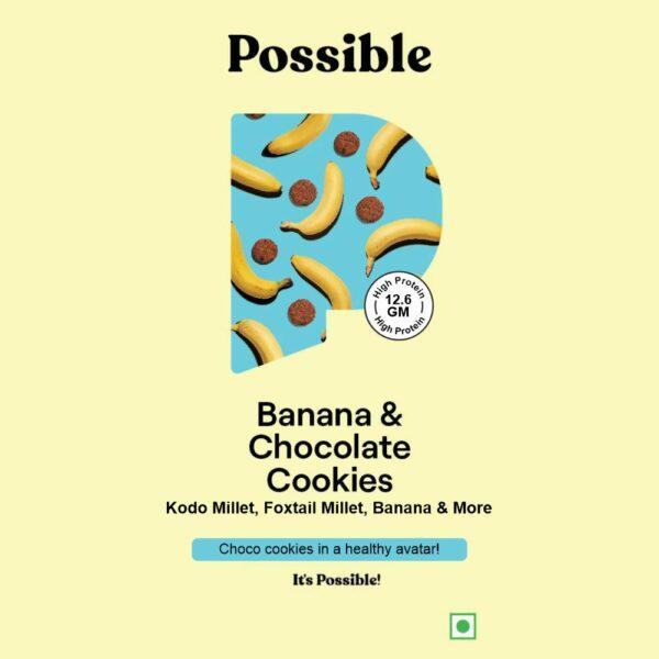 Possible healthy cookies