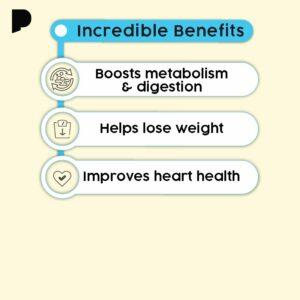 benefits of oats porridge