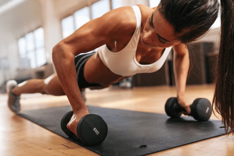 Resistance training for 30 minutes