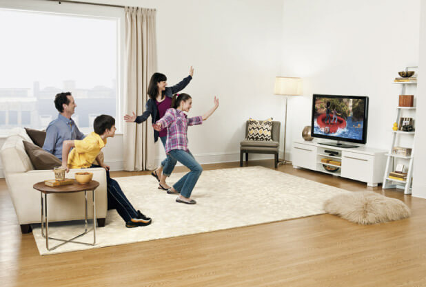 Slim with Kinect Games