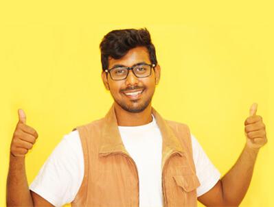 Vijay chandran ( Lost 12 kgs )