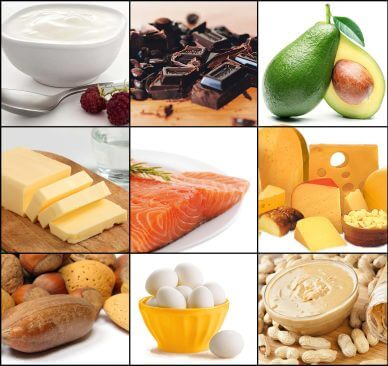 Good healthy fat foods that you can include in your diet plan
