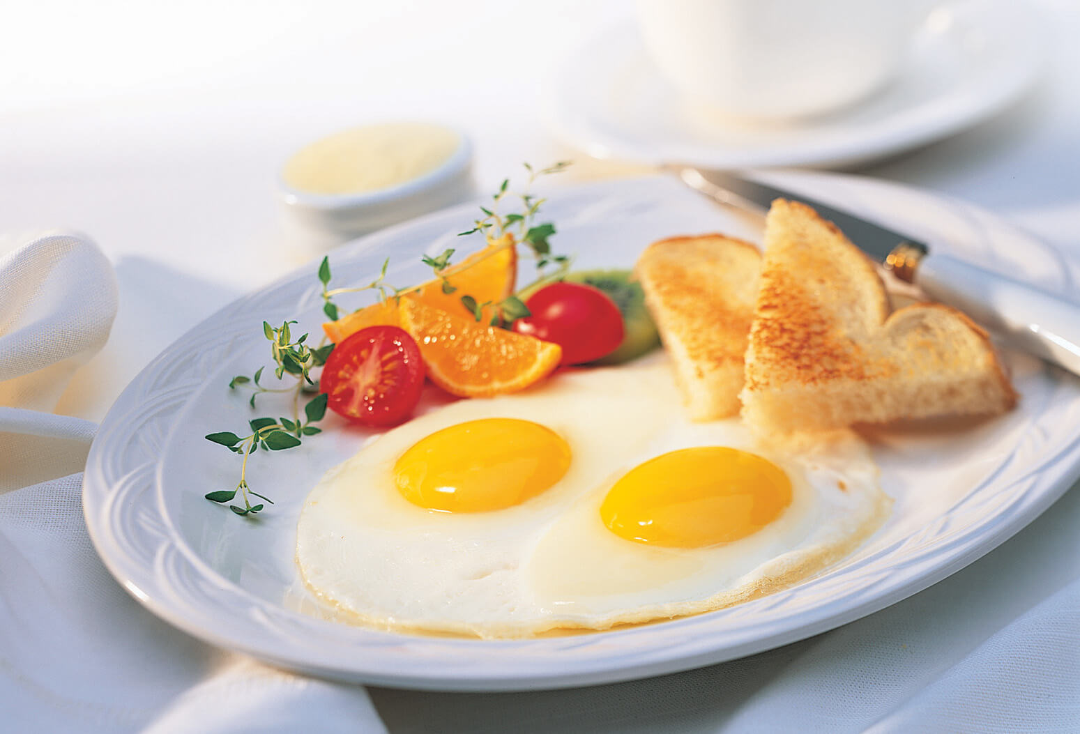 Have fulfilling breakfasts