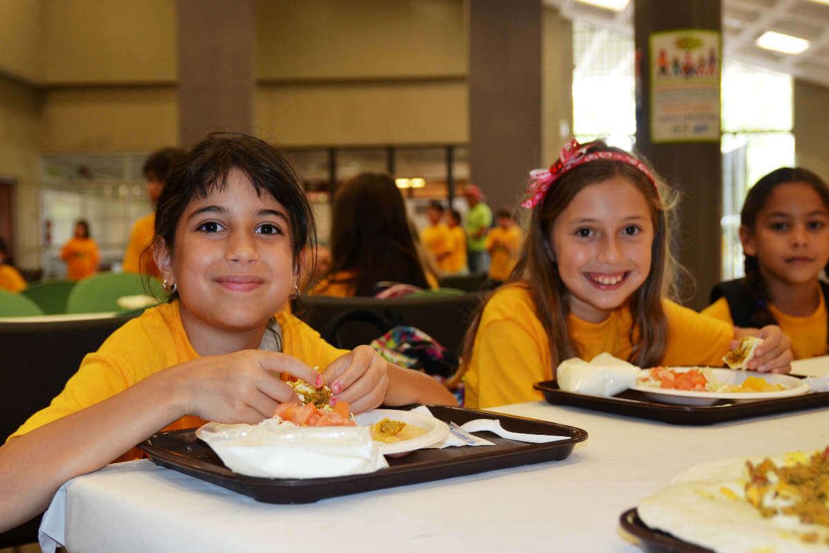 Nutritious snacks for children