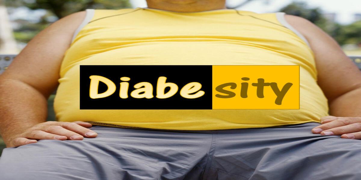 The Diabesity (diabetes and obesity) epidemic