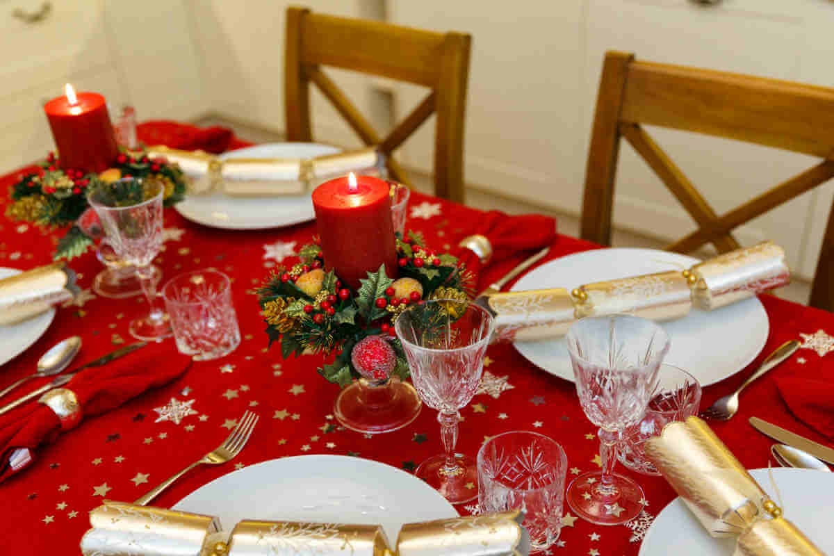Healthy recipes for Christmas feast