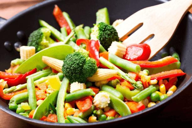 Tricolour Salad
