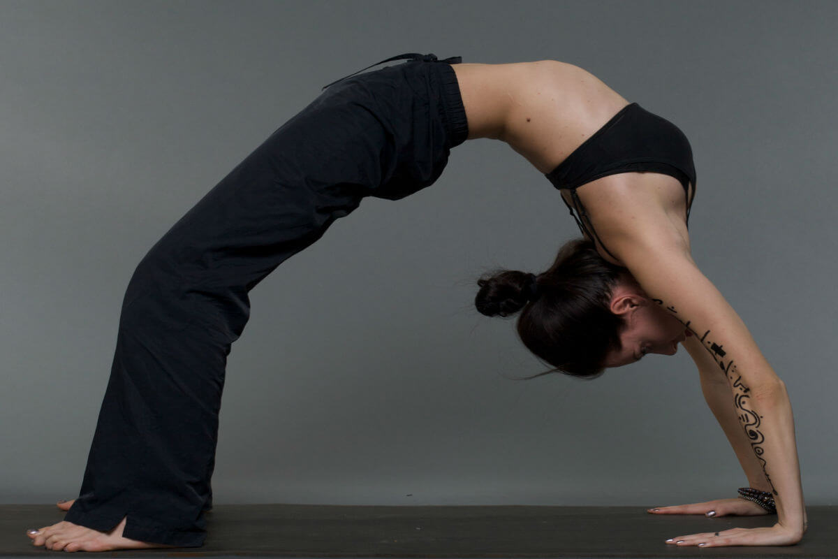 Yoga for good spine health and posture