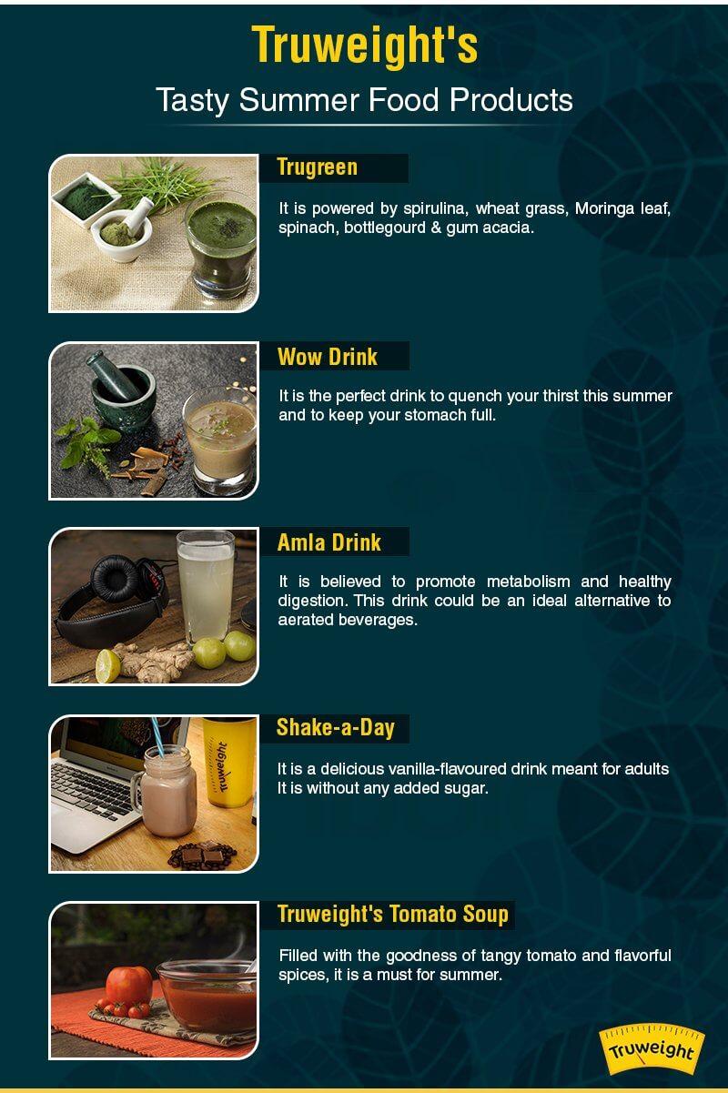 Possible's summer diet foods