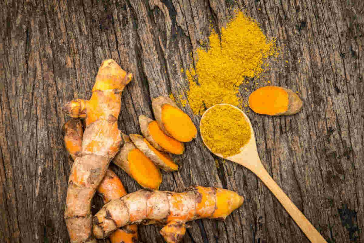 Turmeric has powerful anti-inflammatory effects